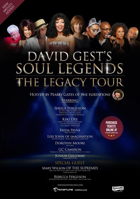 The Legacy Tour - Legends of Soul