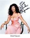 Signed Sheila Ferguson Photo - Sitting
