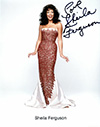 Sheila Ferguson Signed Photo - Standind